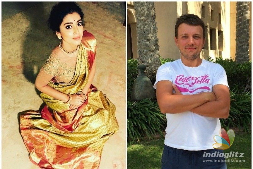 Shriya Saran marries Russian boyfriend Andrei Koscheev
