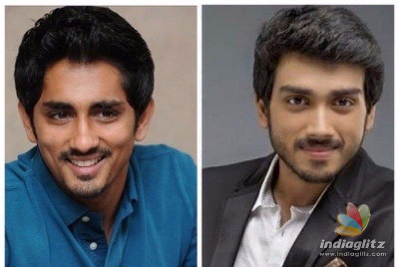 nagarjuna and venkatesh in premam movie remake along with naga chaitanya