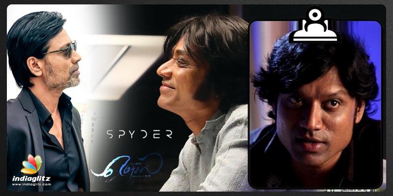 S.J. Suriya - Mersal and Spyder