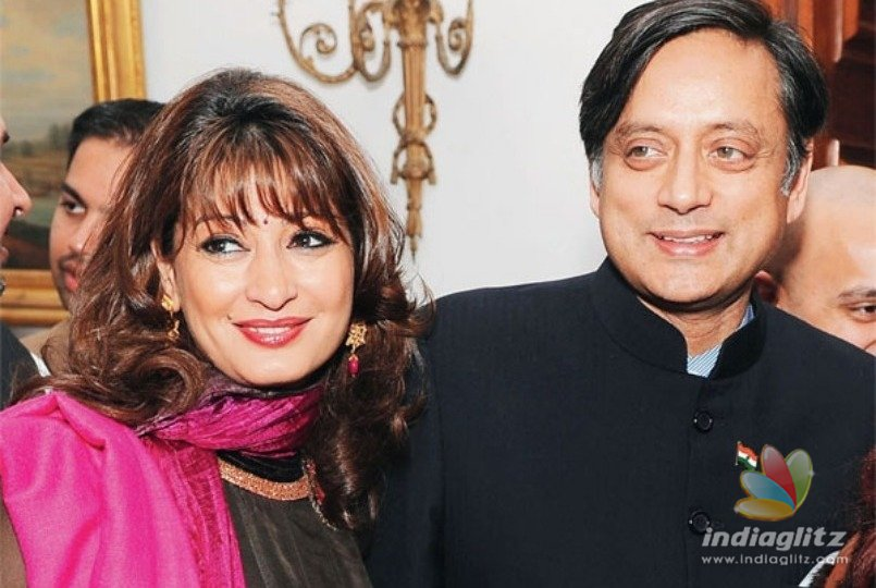 Shashi Tharoor named as accused in his wifes death