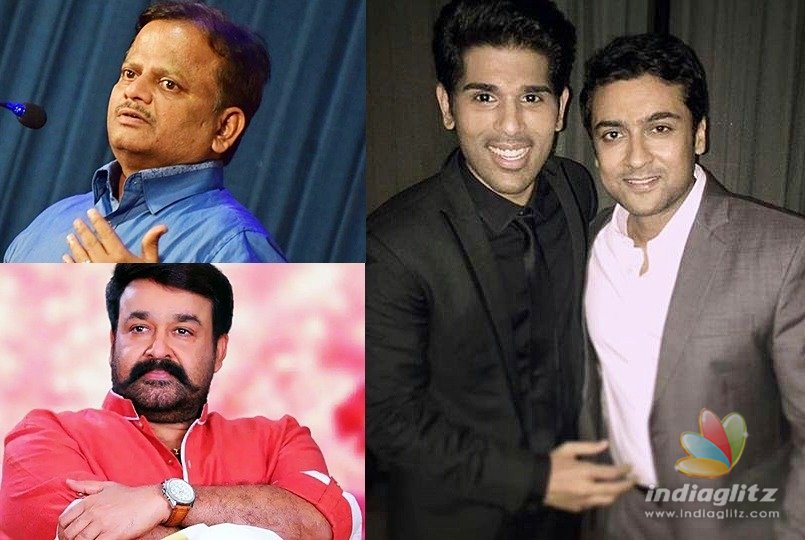 Another popular hero in Suriya-Mohanlal-KV Anand film