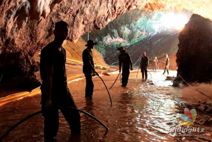 Film announced on Thai Cave rescue