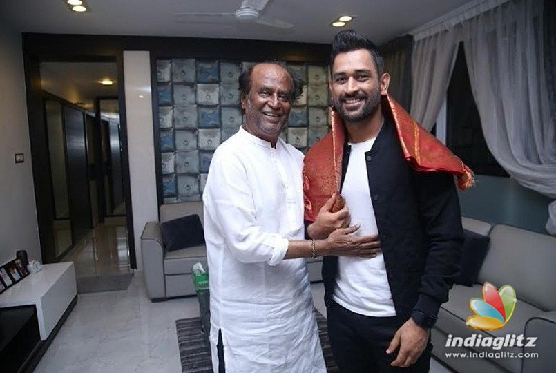 Chennai is my second home: Dhoni