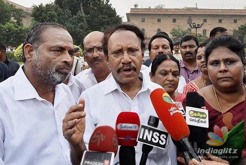 AIADMK MPs resigning en masse won't help resolve Cauvery row: Thambithurai