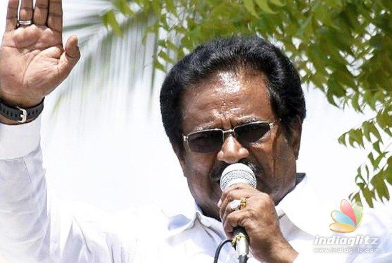 Thirunavukkarasar likens Congress and DMK to 'husband and wife'!