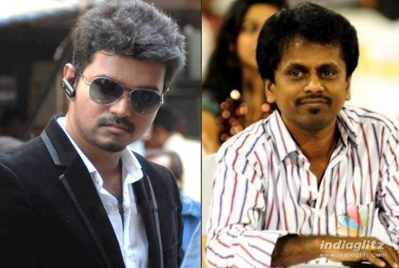 Vijay In & As Sarkar