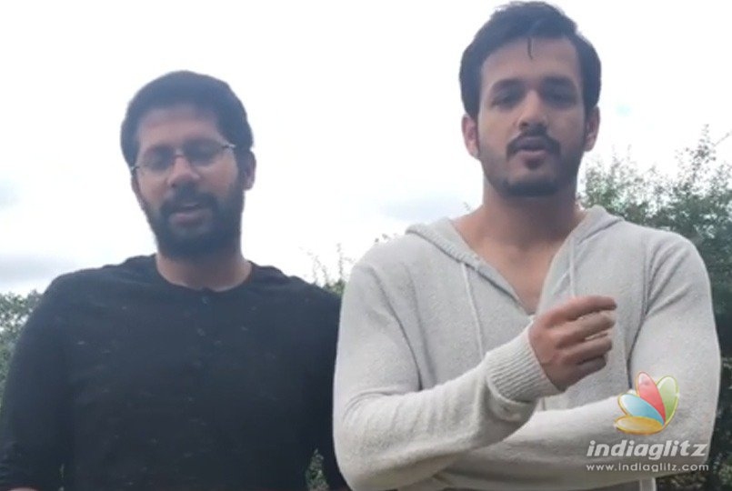 Yes, I have quarrels with director: Akhil