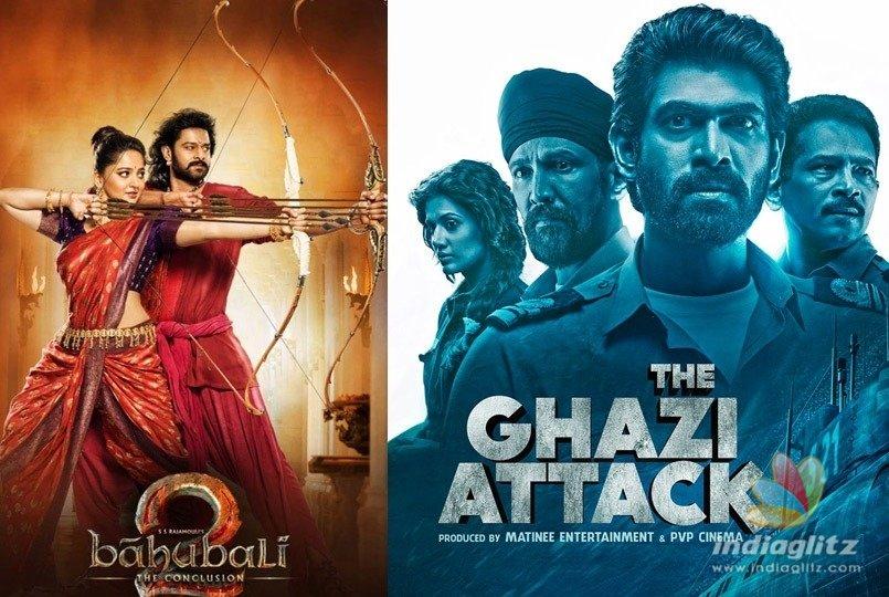 Baahubali-2 and Ghazi Figure in National Awards List