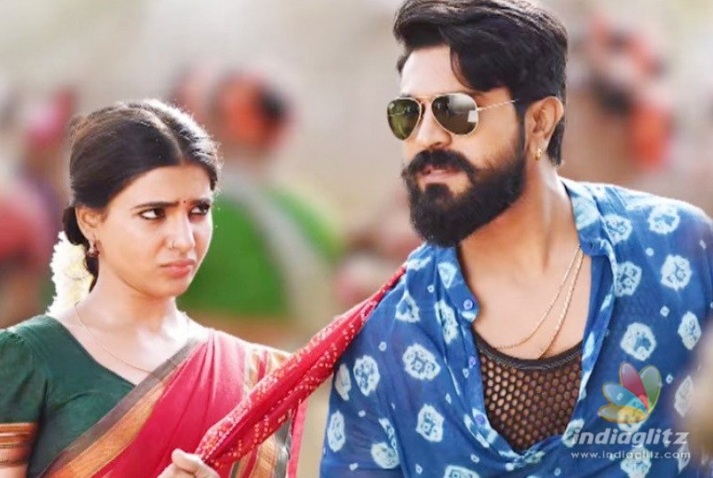 Ram Charan's magic works, 'Rangasthalam' crosses Rs.100 crore