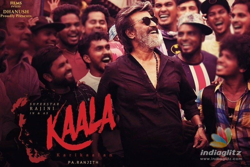 Confirmed! Rajinikanth's new movie 'Kaala' to release on June 7