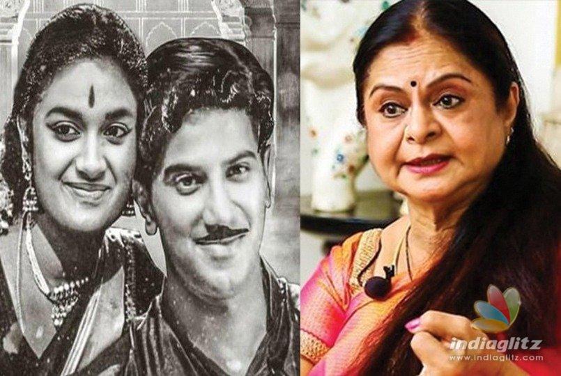 Gemini Ganesan Daughter Against Mahanati: Gemini Ganesan's Daughter Angry With 'Mahanati'