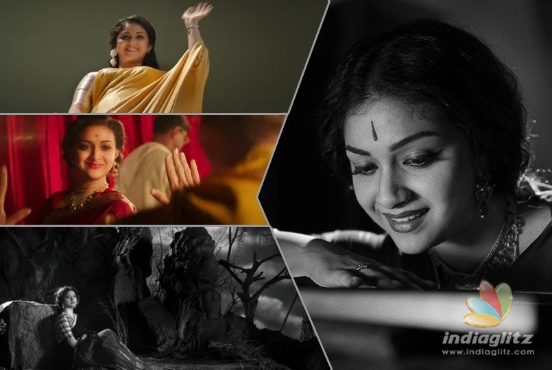 Mahanati Latest Gemini Ganesan Friend Revels About: 'Mahanati' Teaser: Brace Up For True-blue Biopic