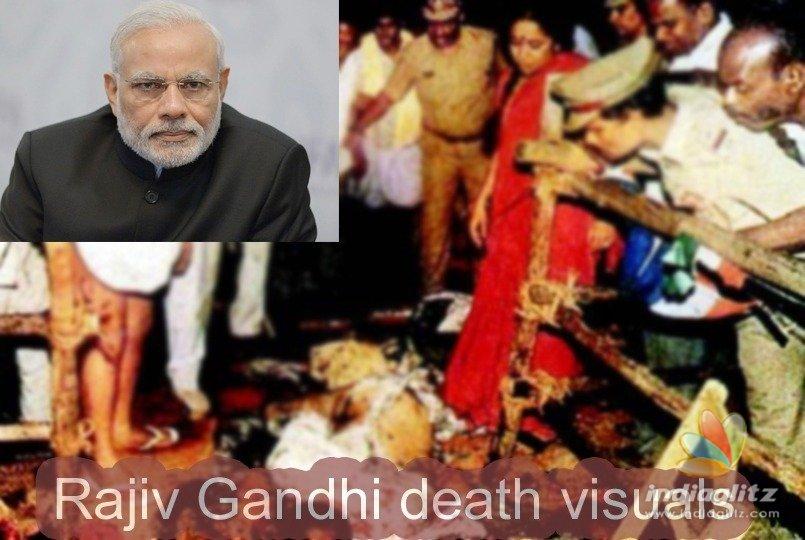 Conspiracy to kill Modi the way Rajiv Gandhi was murdered