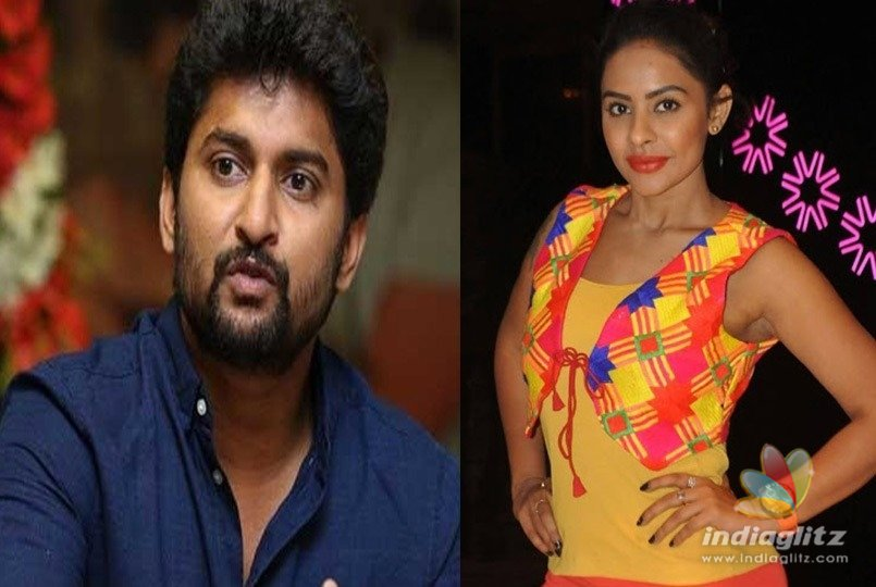 Nani reacts strongly proceeds against Sri Reddy