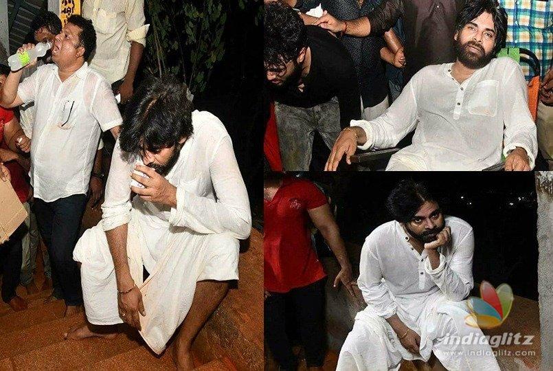 Pawan Kalyan & Rajinikanth busy themselves