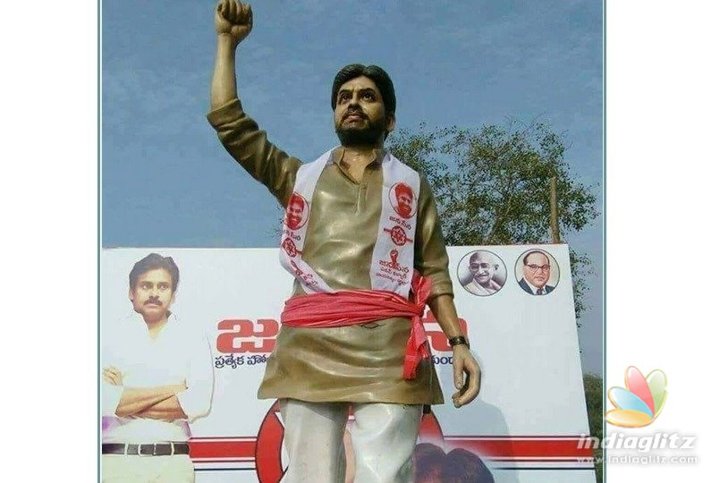 Police book case against Pawan Kalyan