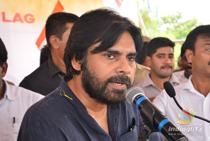 Thats what Saffron in our Flag means: Pawan Kalyan