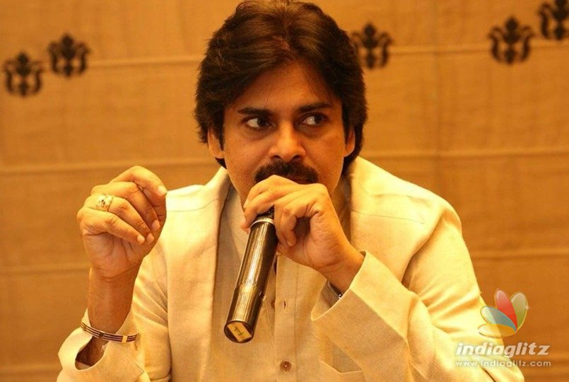 Hyd cops file case against Pawan Kalyan, based on a journo's complaint