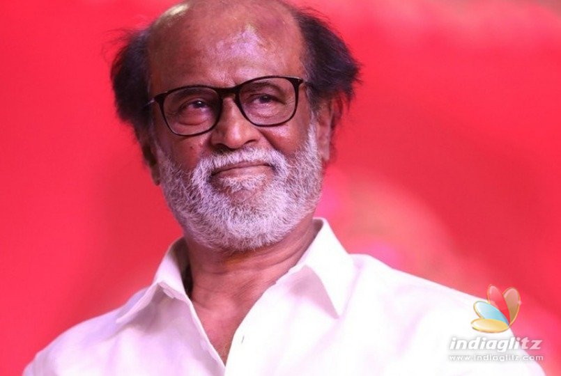 Rajinikanth rebuffs reports of connection with BJP