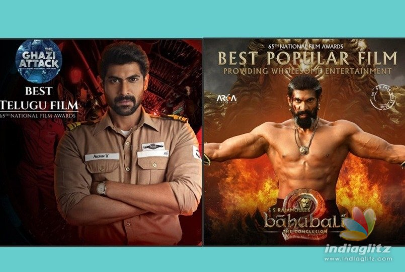 Rana Daggubati elated over national film awards
