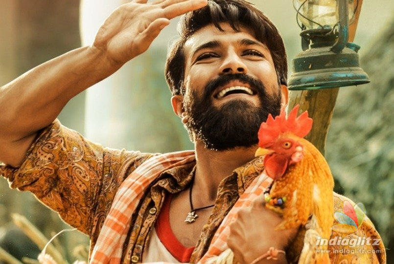 Ram Charan starrer 'Rangasthalam' takes a huge opening on box office