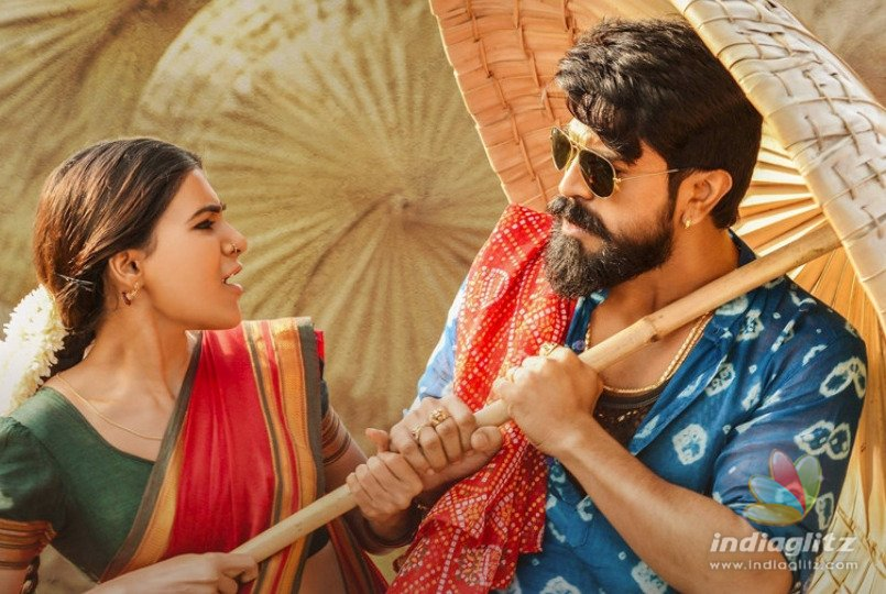 Ram Charan thanks fans for Rangasthalam's success