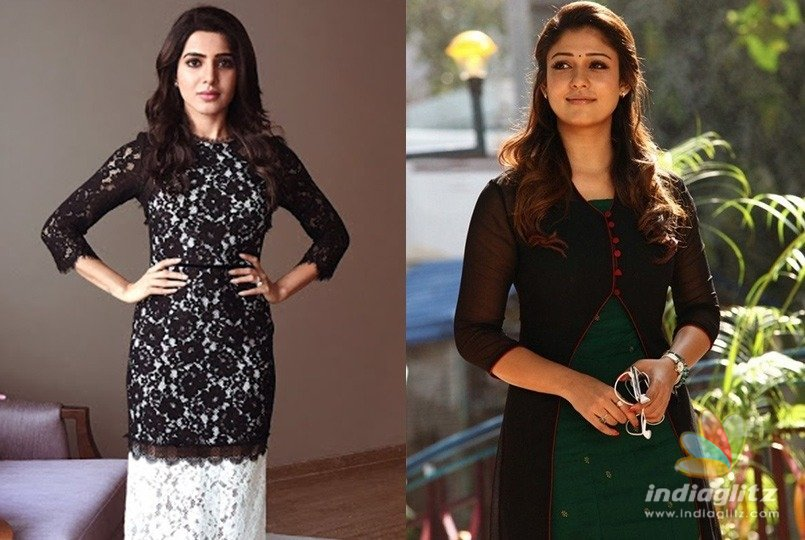 Look what Samantha is saying about Nayanthara