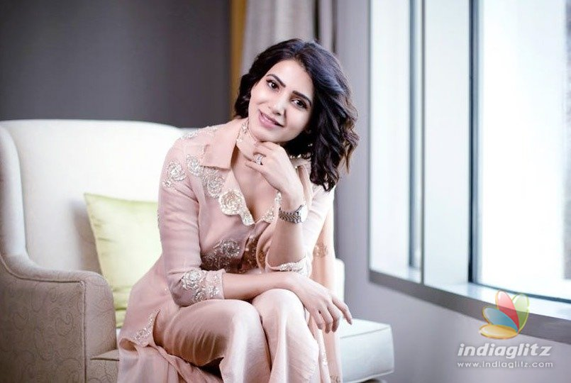 Samantha Akkineni Hits Back At Trolls For Slut-Shaming Her