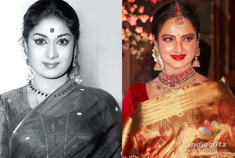 Gemini Ganesan Controversial Life Photos: Scary Incident In Savitri's Life, Shocking One In Rekha's