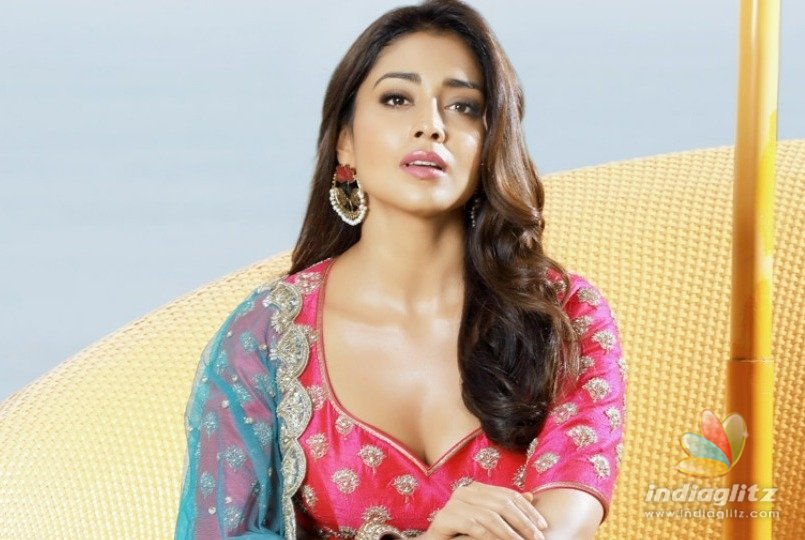 Shriya Saran marries Russian boyfriend in a low-key wedding