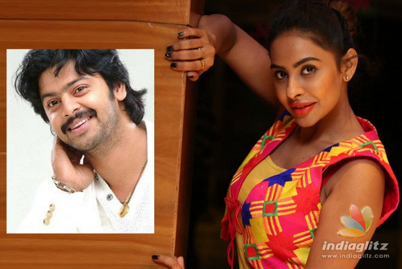Sri Reddy starts new Leaks, exposes Srikanth