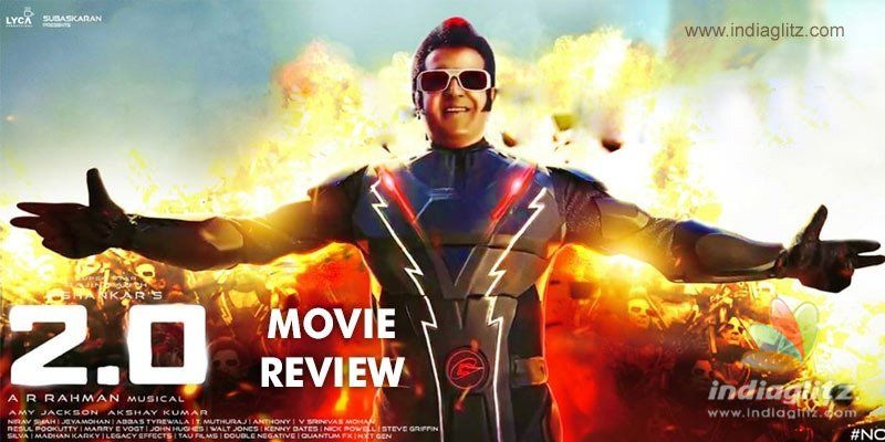 2 point 0 Movie Review