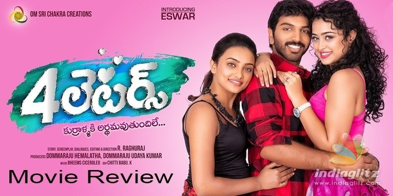 4 Letters review  4 Letters Telugu movie review, story, rating