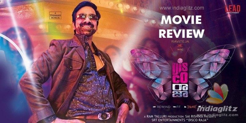 Disco Raja review. Disco Raja Tamil movie review, story, rating -  IndiaGlitz.com