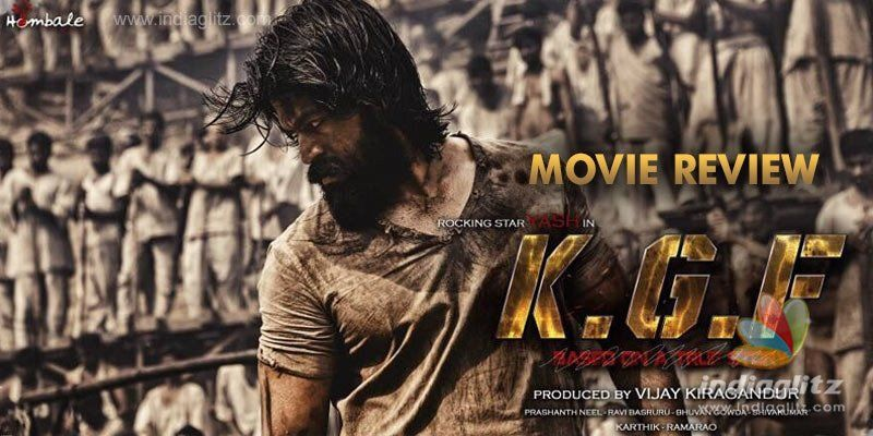 KGF Movie Review