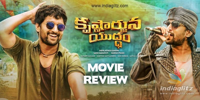 Krishnarjuna Yuddham Movie Review