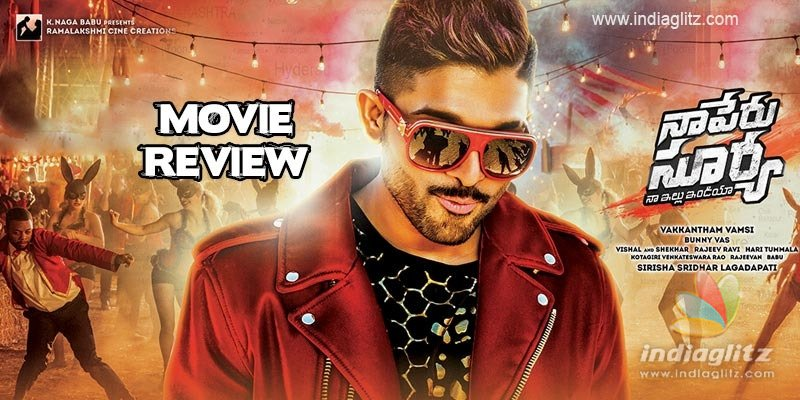 Naa Peru Surya Movie Review