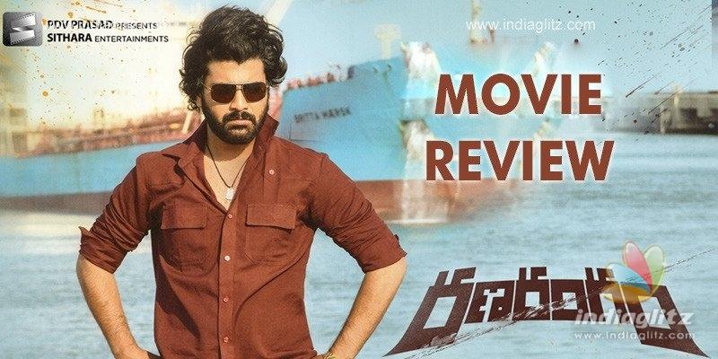 Ranarangam review  Ranarangam Tamil movie review, story