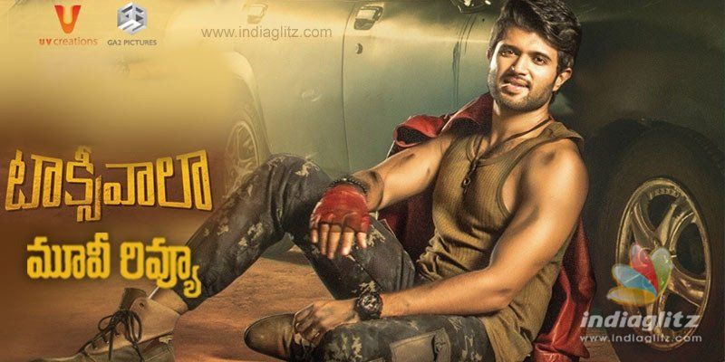 Taxiwaala Telugu Movie Review